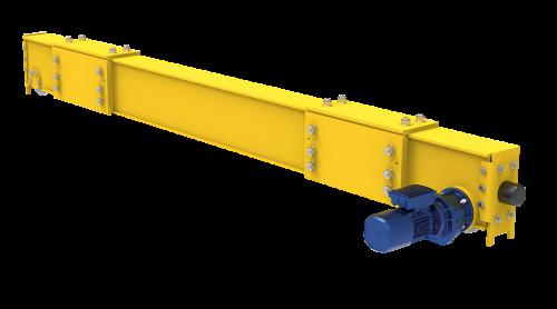 Gloning Crane Components - Modell GDE Kopfträger für Einträgerlaufkrane