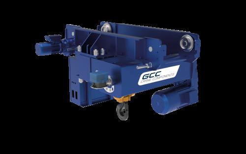 Gloning Crane Components - Modell CM Einschienenkatze